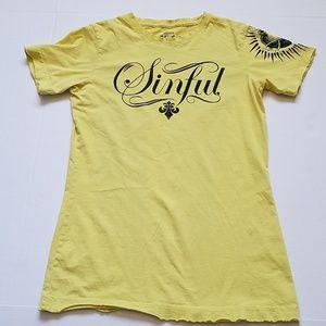 Sinful t-shirt